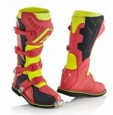 X-Pro V Boot Red/Yellow